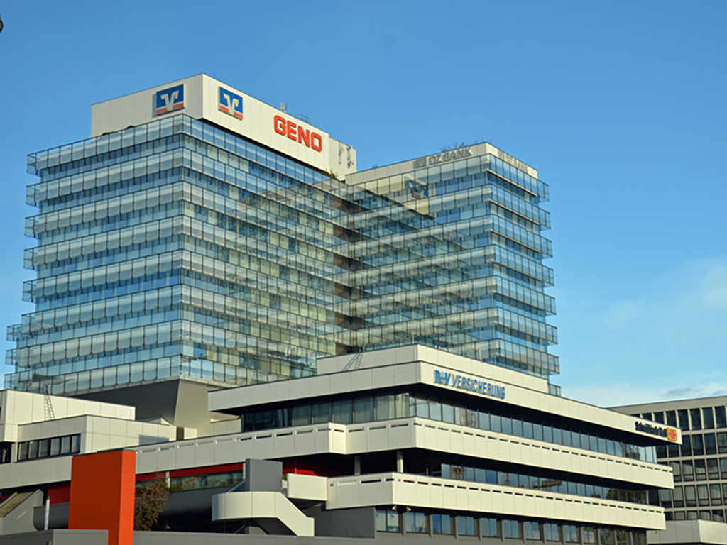 GENO-Haus in Stuttgart