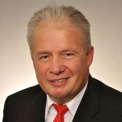 Vorstand Vizepräsident Manfred Jilg